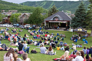Park City International Music Festival (Park City Chamber Music Festival) Summer Concert in the Park