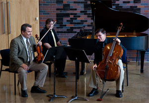 Park City International Music Festival in Performance at Temple Har Shalom in Park City, Utah - Park City Chamber Music Festival